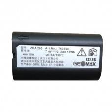 Аккумулятор Geomax ZBA200