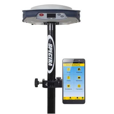 GNSS приемник Spectra Precision SP80 + контроллер MobileMapper 50
