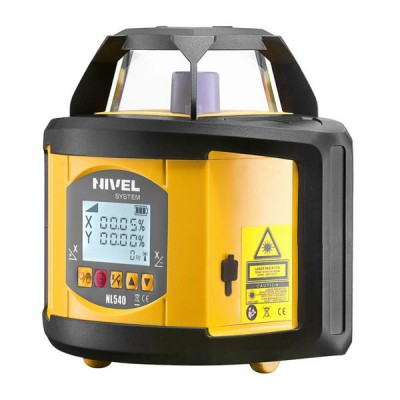 Лазерный нивелир Nivel System NL540