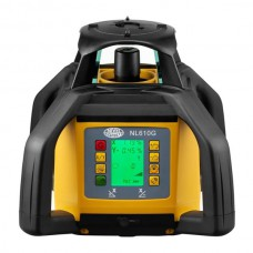 Лазерний нівелір Nivel System NL610G DIGITAL
