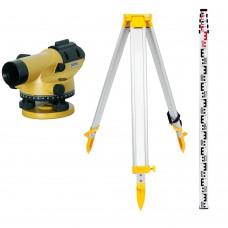 Комплект оптического нивелира South NL-32