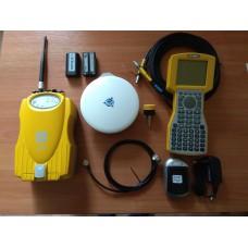 Б/в двочастотний GPS приймач Trimble 5700 з радіомодемом, контролером TSC1 з Trimble Survey Controller 7.72